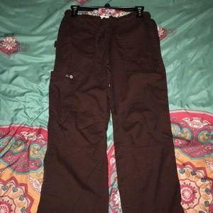 Kathy Peterson Scrub Cargo Pants